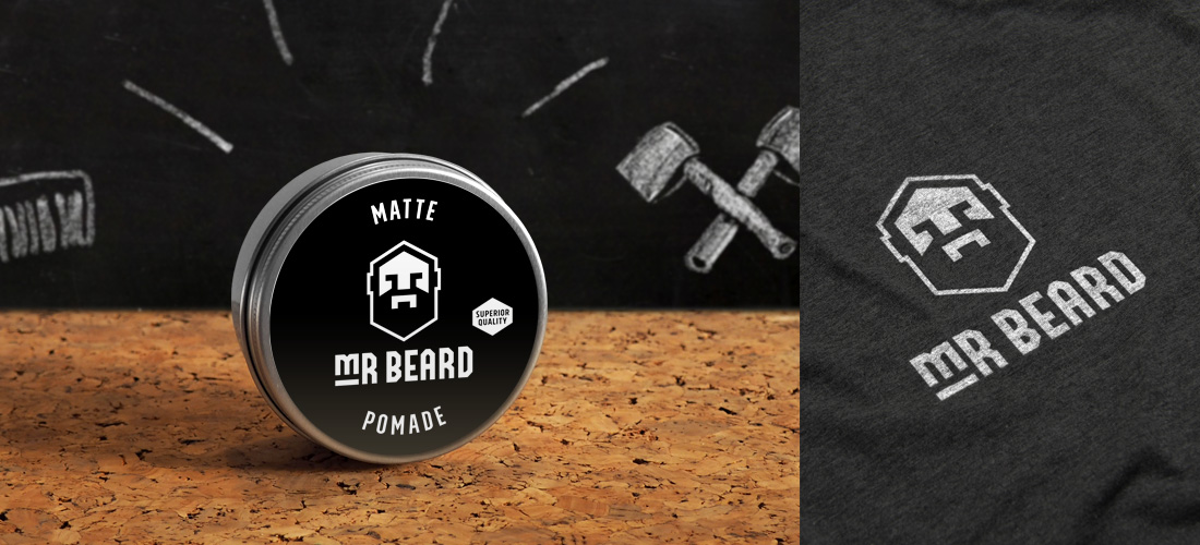 Mr Beard - logo